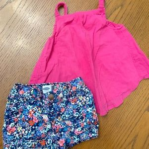 Old Navy outfit 2T
